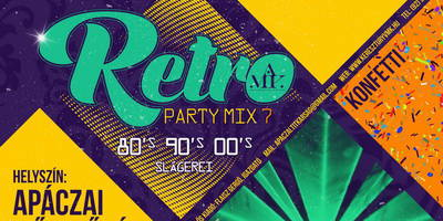 Retro Party Mix