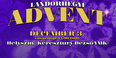 Landorhegyi Advent