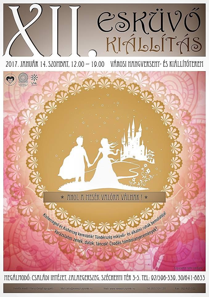 XII. Esküvő Kiállítás f58098d467